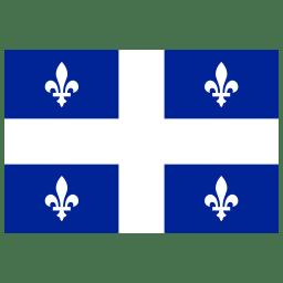 CA QC Quebec Flag icon