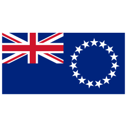 CK Cook Islands Flag icon