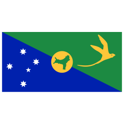 CX Christmas Island Flag icon