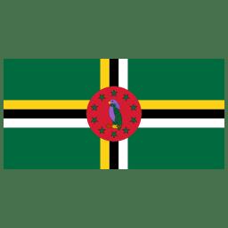 DM Dominica Flag icon