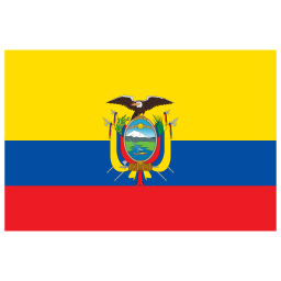Ec Ecuador Flag Icon Public Domain World Flags Iconset Wikipedia Authors