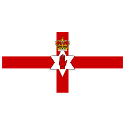 GB NIR Northern Ireland Flag icon