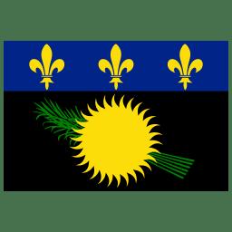 GP Guadeloupe Flag icon