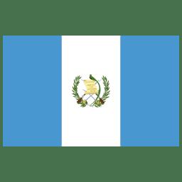 GT Guatemala Flag icon
