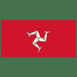 IM Isle of Man Flag icon