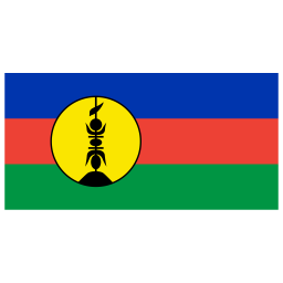 NC New Caledonia Flag icon