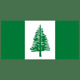 NF Norfolk Island Flag icon