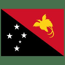 PG Papua New Guinea Flag icon