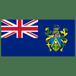 PN Pitcairn Islands Flag icon