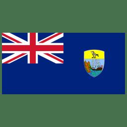 SH Saint Helena Flag icon
