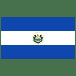 SV El Salvador Flag icon