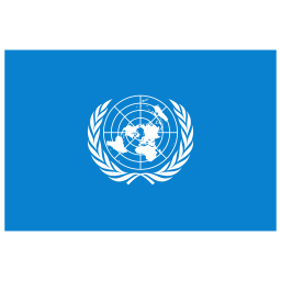 UN United Nations Flag icon
