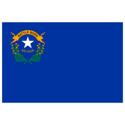 US NV Nevada Flag icon
