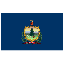 US VT Vermont Flag icon