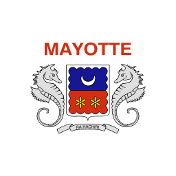 YT Mayotte Flag icon