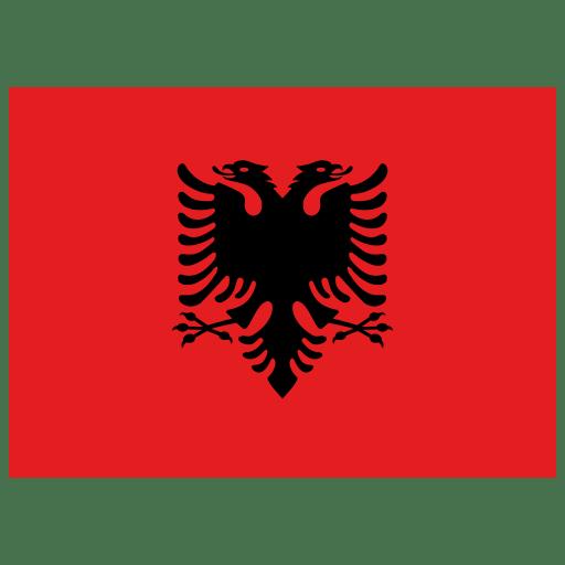 AL-Albania-Flag icon