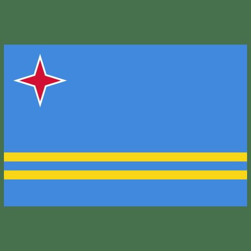 AW-Aruba-Flag icon