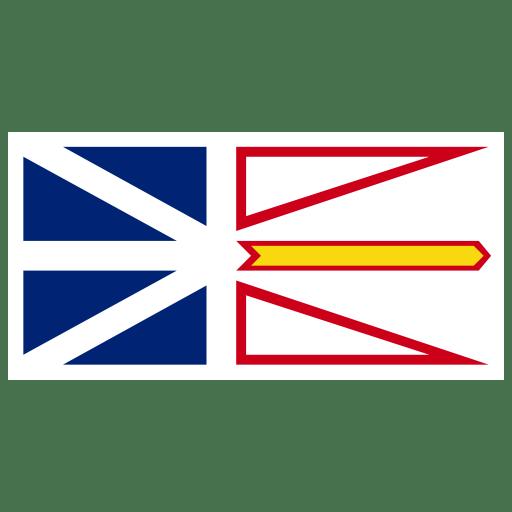 CA-NL-Newfoundland-and-Labrador-Flag icon