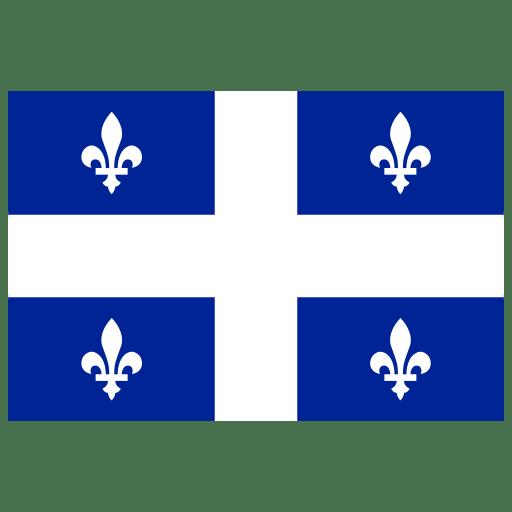 CA-QC-Quebec-Flag icon