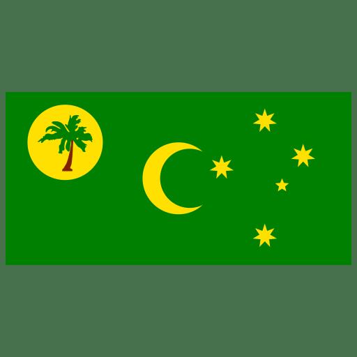 CC-Cocos-Keeling-Islands-Flag icon