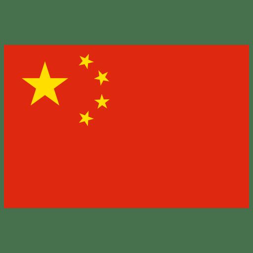CN-China-Flag icon