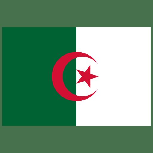 DZ-Algeria-Flag icon