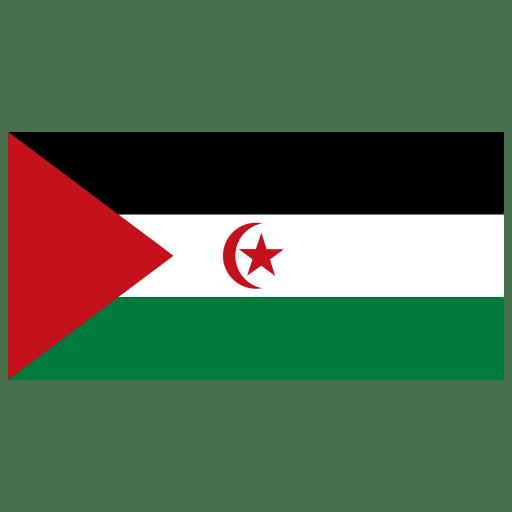 EH-Western-Sahara-Flag icon