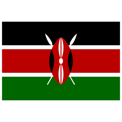 KE-Kenya-Flag icon
