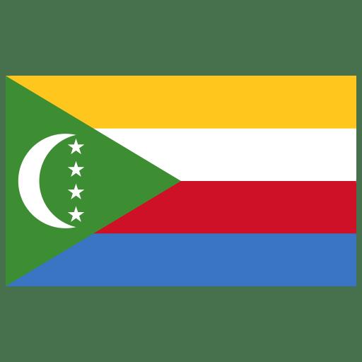KM-Comoros-Flag icon