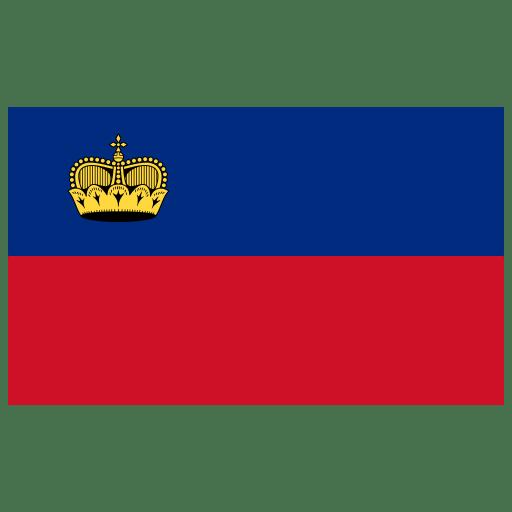 LI-Liechtenstein-Flag icon