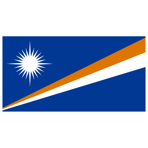 MH-Marshall-Islands-Flag icon