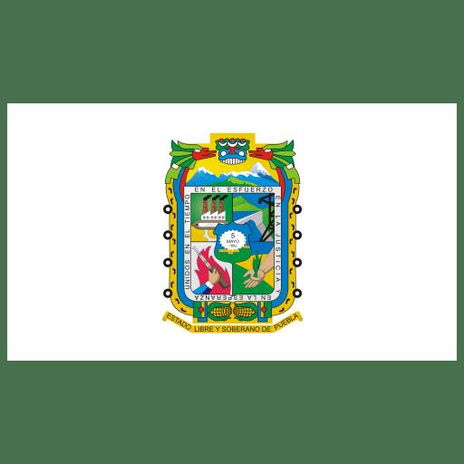 MX-PUE-Puebla-Flag icon