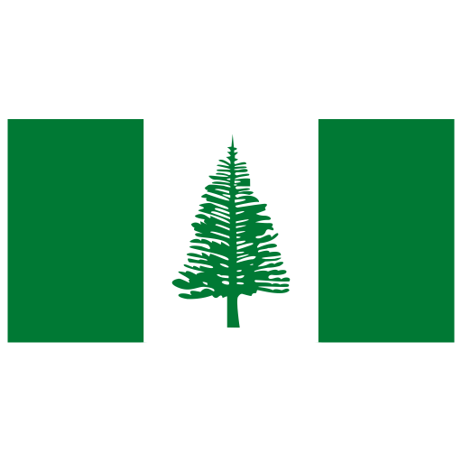 NF Norfolk Island Flag icon