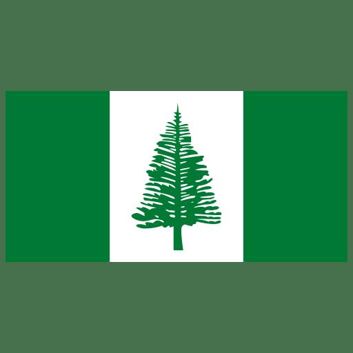 NF-Norfolk-Island-Flag icon