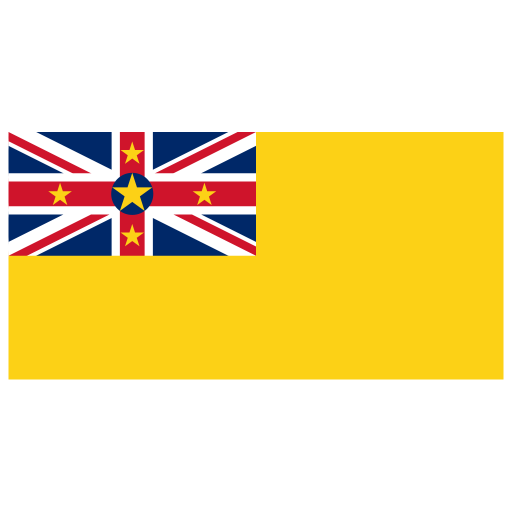 NU Niue Flag icon