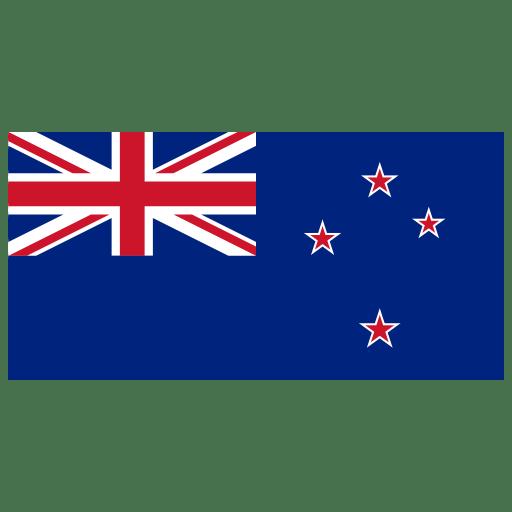NZ New Zealand Flag icon