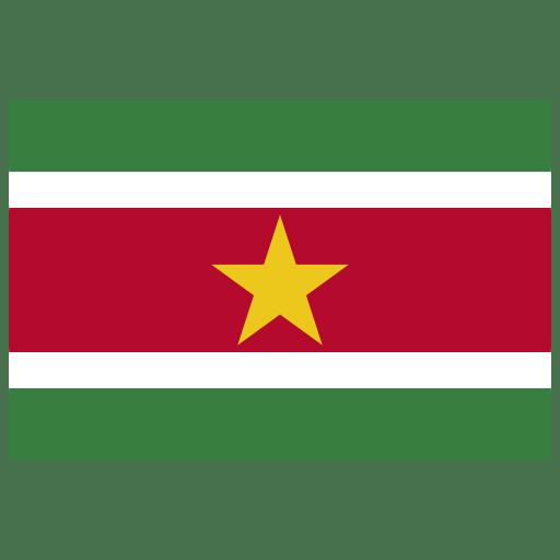SR-Suriname-Flag icon