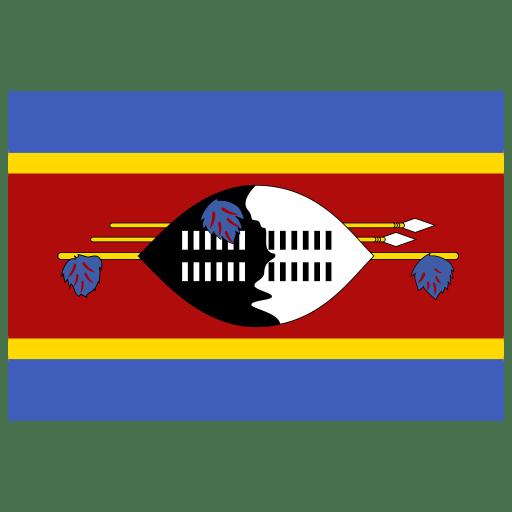 SZ-Swaziland-Flag icon