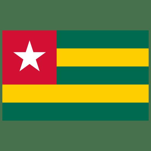 TG-Togo-Flag icon