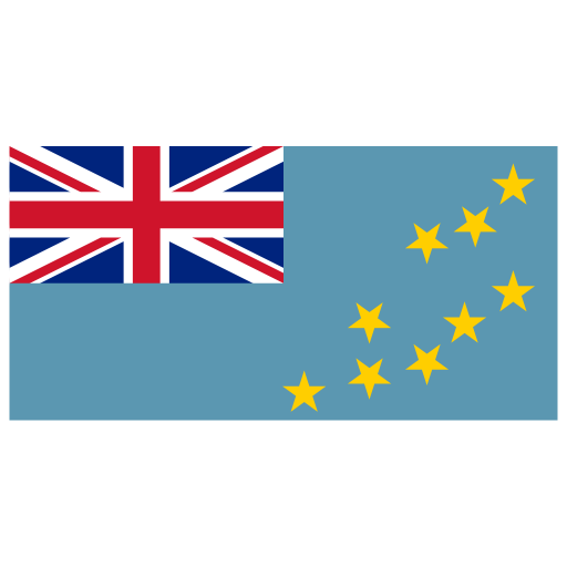 TV-Tuvalu-Flag icon