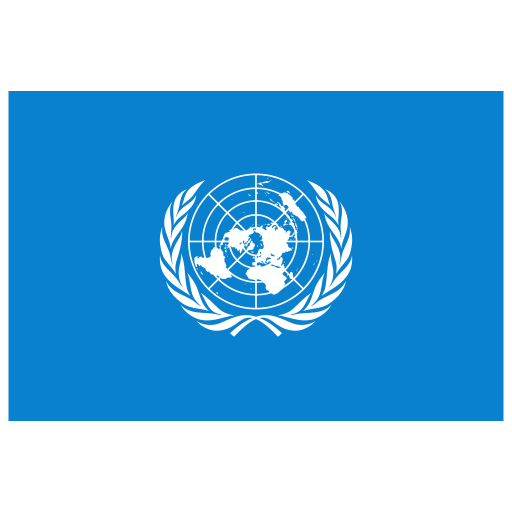 UN-United-Nations-Flag icon