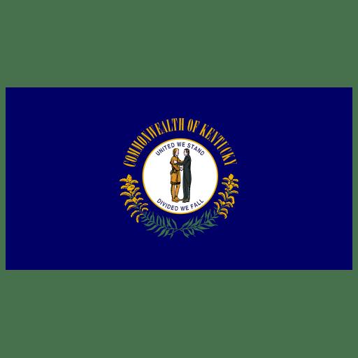 US-KY-Kentucky-Flag icon