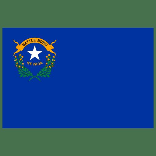 US-NV-Nevada-Flag icon