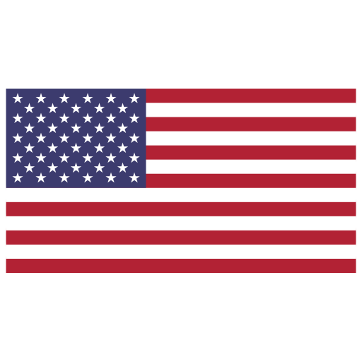 US United States Flag icon