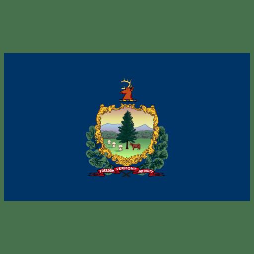 US-VT-Vermont-Flag icon