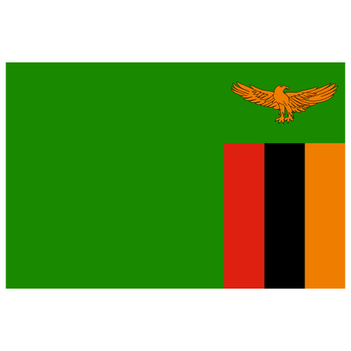 ZM Zambia Flag icon