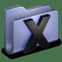 System Blue Folder icon