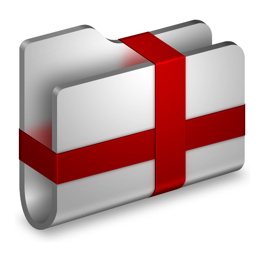 Package-Metal-Folder icon
