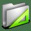 Applications Metal Folder icon