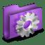 Developer-Purple-Folder icon
